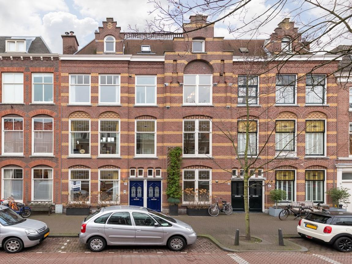 Kerkstraat 28 B in 'S-Gravenhage 2514 KS