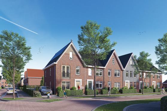 Bouwnummer 43 in Grootebroek 1613