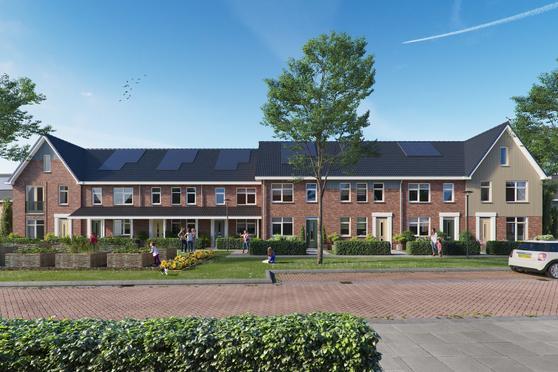 Bouwnummer 40 in Grootebroek 1613