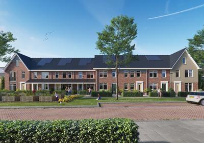 Bouwnummer in Grootebroek 1613