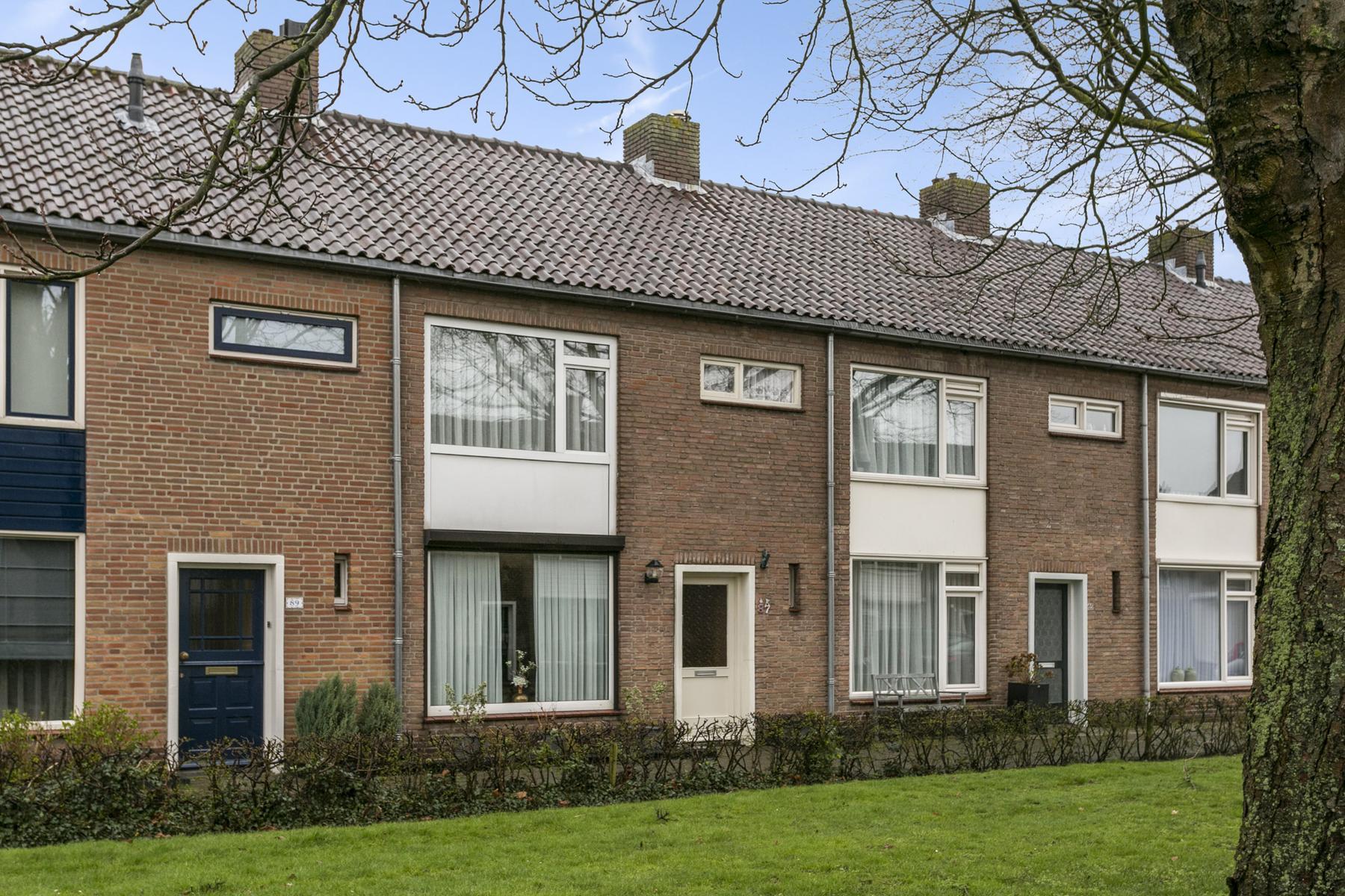 Musselstraat 87 in 'S-Hertogenbosch 5215 HE