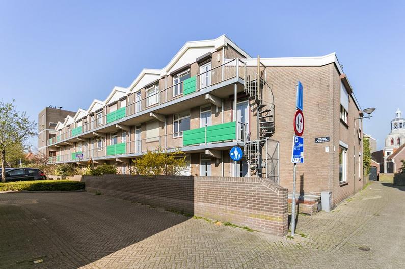 Hooghuisstraat 84 in Bergen Op Zoom 4611 JT