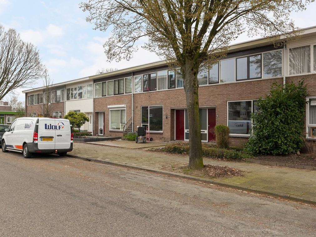 Loevesteinstraat 55 in Nijmegen 6535 KW