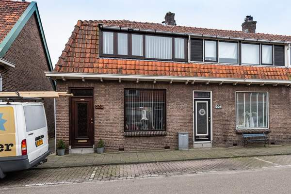 Willemstraat 203 in Ridderkerk 2983 ES
