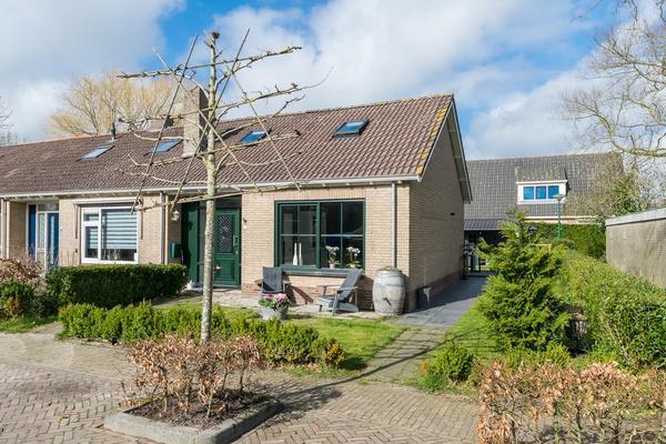 J.J.Hofstrjitte 21 in Gaastmeer 8611 JT