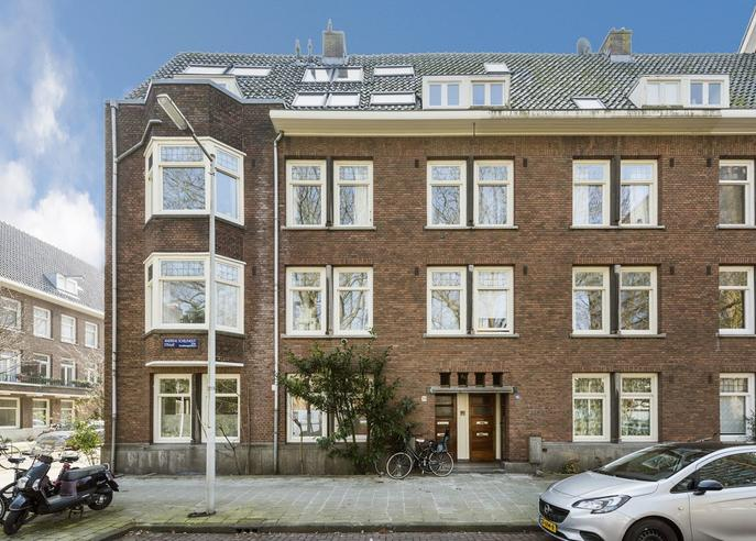 Andreas Schelfhoutstraat 29 3 in Amsterdam 1058 HR