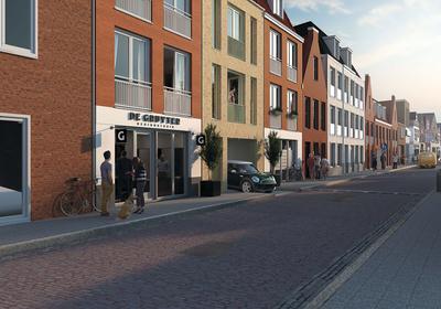 Bouwnummer in Hoorn 1621 EN