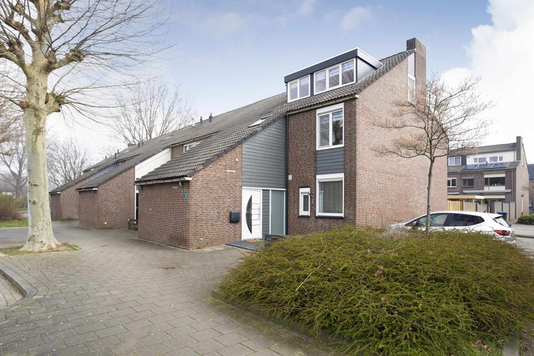 Bredasingel 117 in Arnhem 6843 RC