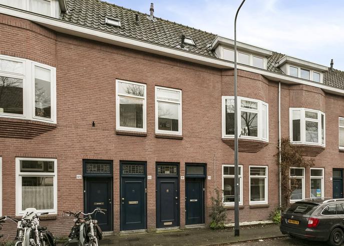 Van Noremborghstraat 81 in 'S-Hertogenbosch 5212 NB