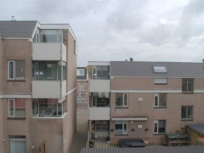 Fidelishof 51 in IJmuiden 1971 PC
