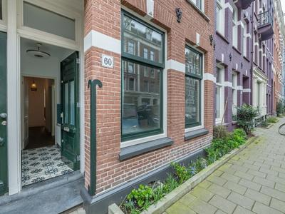 Tweede Jan Steenstraat 60 -Huis in Amsterdam 1074 CP