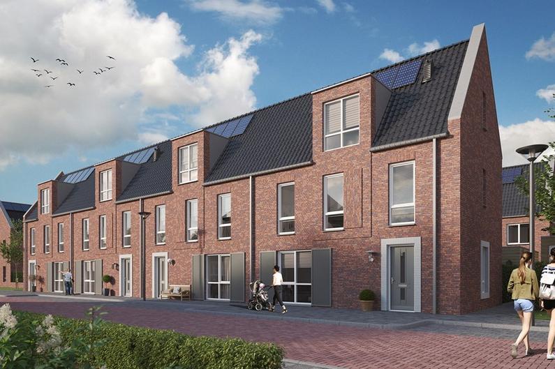 Driesprong (Bouwnummer 10) in Breda 4817 AH