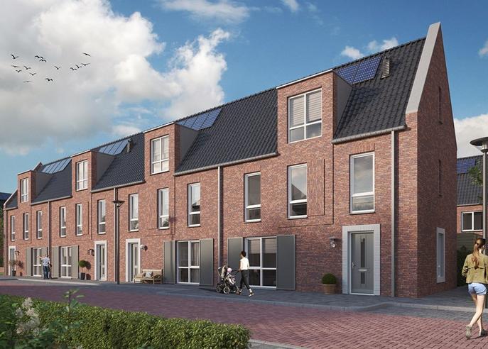 Driesprong (Bouwnummer 8) in Breda 4817 AH