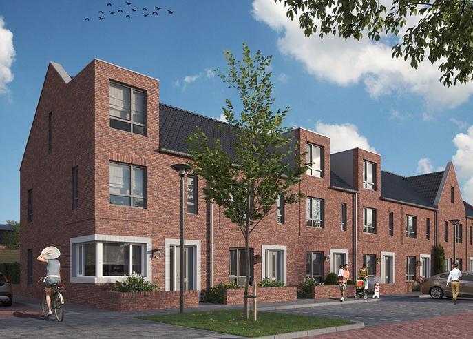 Driesprong (Bouwnummer 6) in Breda 4817 AH