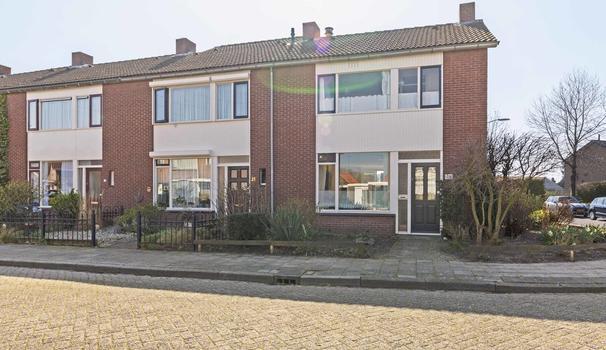 De Hoge Wickstraat 23 in Oosterhout 6678 AP