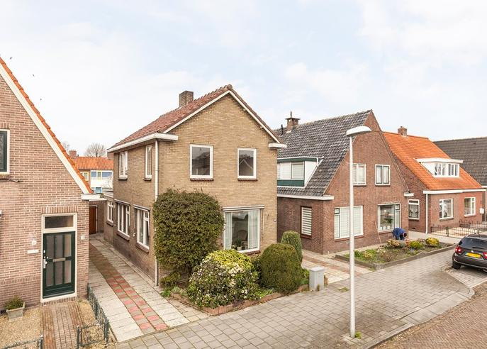 Albert Rozemanstraat 48 in Hoogeveen 7902 JV