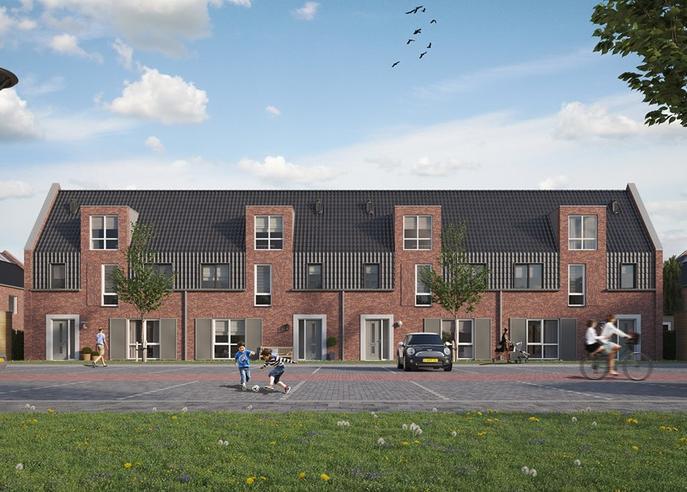 Driesprong (Bouwnummer 13) in Breda 4817 AH