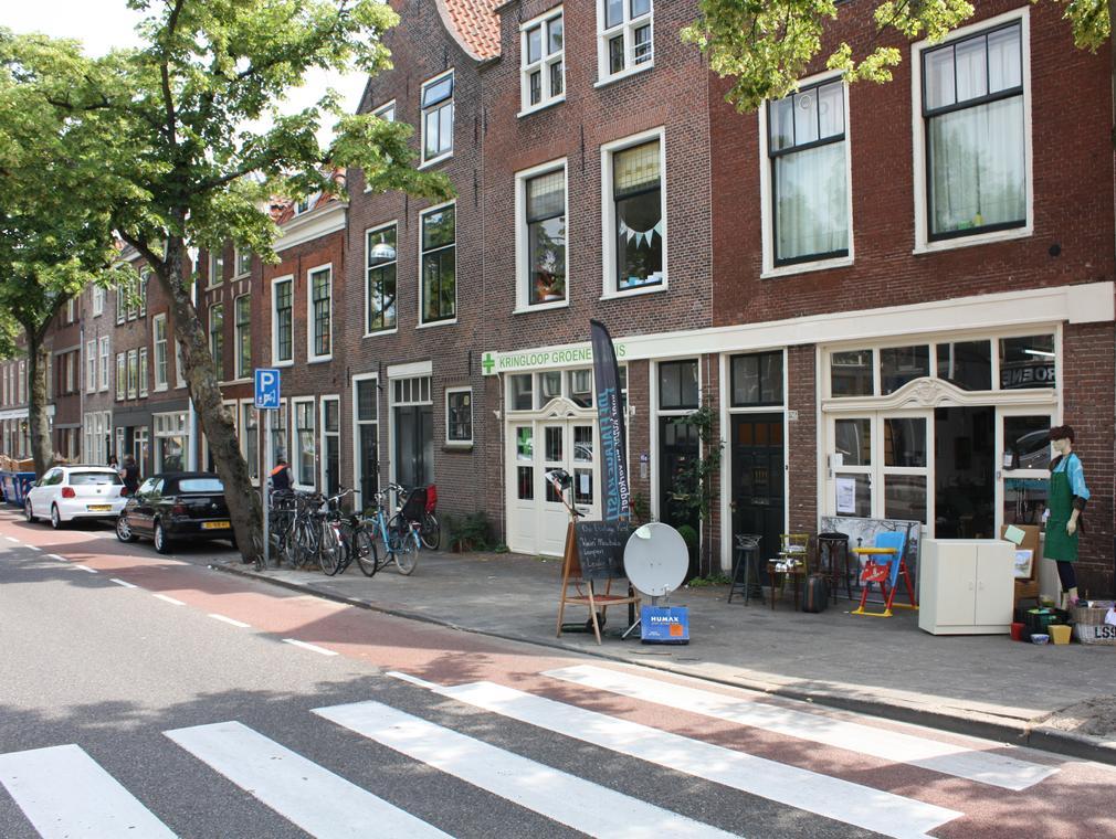 Levendaal 83 - 85 in Leiden 2311 JG
