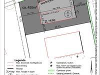 Kavelnummer (Bouwnummer 22) in Zuid-Scharwoude 1722 LB