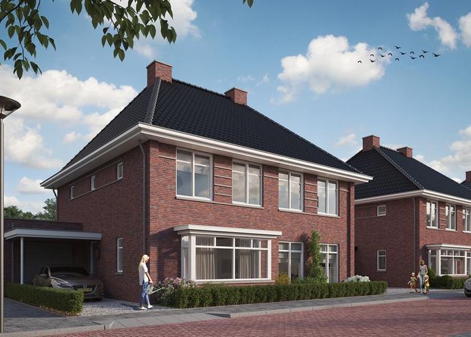 Driesprong (Bouwnummer 25) in Breda 4817 AH