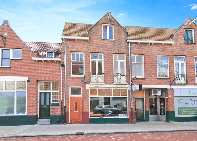 Ooievaarsweg 14 in Amsterdam 1021 GZ