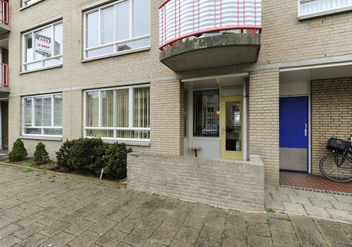 Margarethaland 437 in 'S-Gravenhage 2591 VD