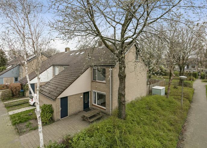 Schrijnwerkerstraat 20 in Breda 4813 LT