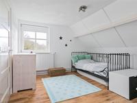De 3 kinderslaapkamers zijn van een goed formaat en netjes afgewerkt.