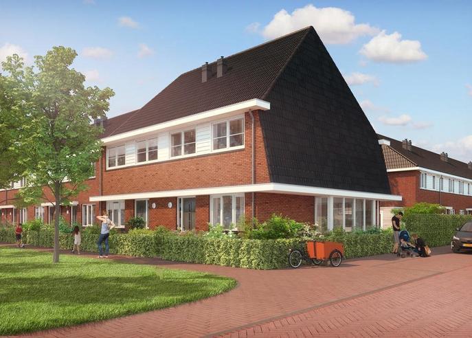 Park Centraal | Fase 5 (Bouwnummer 246) in Tilburg 5035 MH