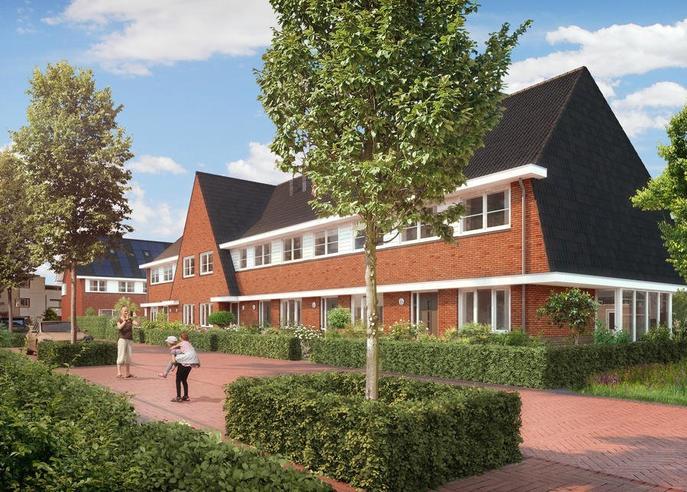 Park Centraal | Fase 5 (Bouwnummer 227) in Tilburg 5035 MH