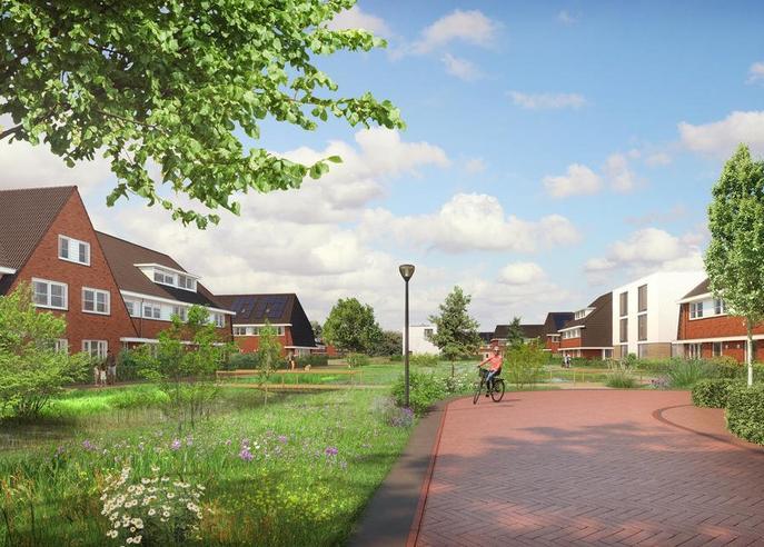 Park Centraal | Fase 5 (Bouwnummer 220) in Tilburg 5035 MH