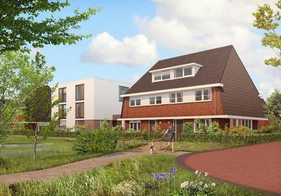 Park Centraal | Fase 5 in Tilburg 5035 MH