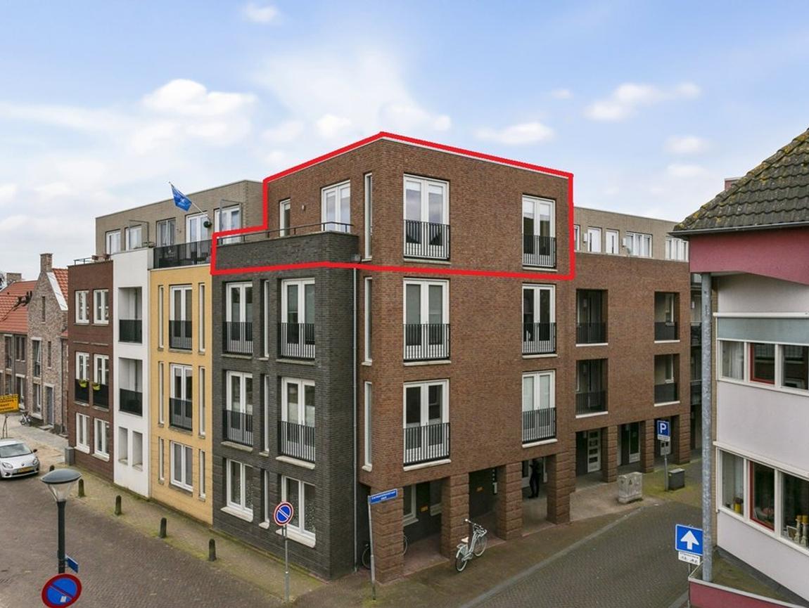 Carmelietenstraat-Oost 8 in Boxmeer 5831 DT