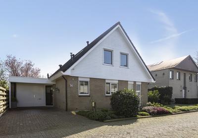 Schermerhornstraat 36 in Oosterhout 4908 DD