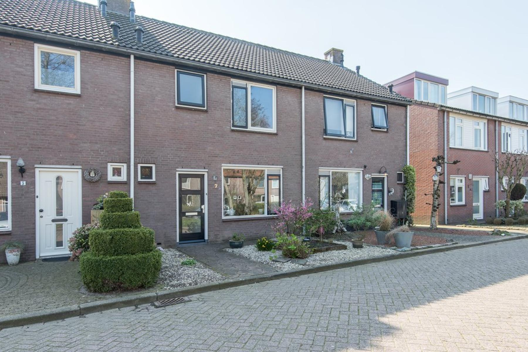 Korenbloemstraat 7 in Hoogblokland 4221 LA