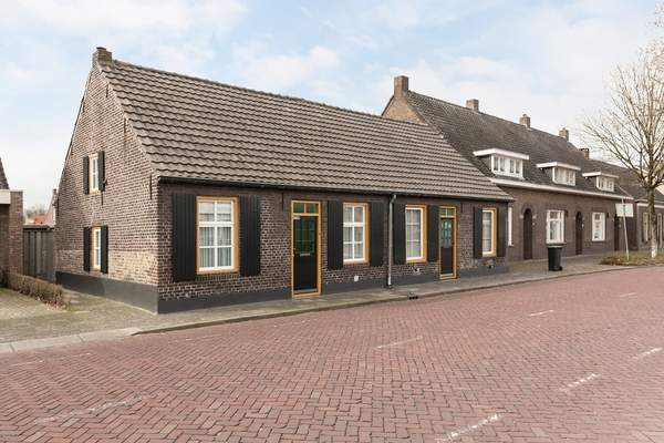 Willem De Haasstraat 4 in Gemert 5421 TP
