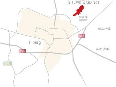 Buitengoed Nieuwe Warande Deelplan Iii #88 in Tilburg 5012 TG