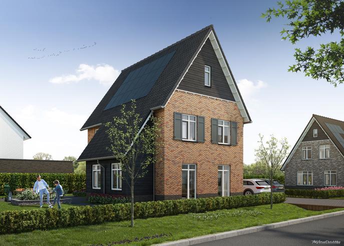 Nijbroekseweg (Bouwnummer 3) in Apeldoorn 7324 ER