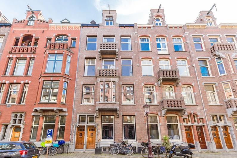 Valeriusstraat 139 2 in Amsterdam 1075 ET