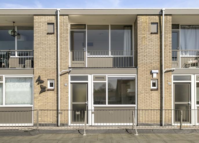 Rijnauwenstraat 102 A in Breda 4834 LG