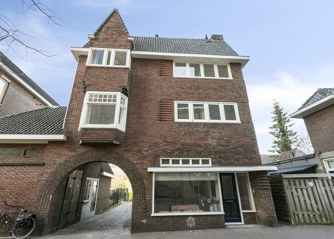 Mgr. Prinsenstraat 3 in 'S-Hertogenbosch 5211 LN