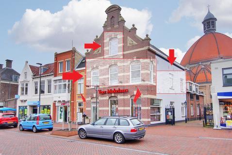 Breestraat 95 Voor in Beverwijk 1941 EG