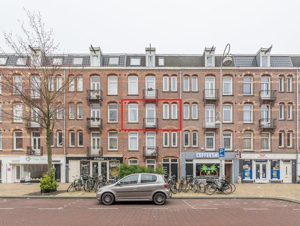 Javastraat 106 -Ii in Amsterdam 1094 HN