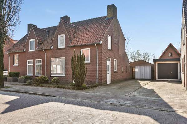 Bakkerstraat 37 in Reusel 5541 VB