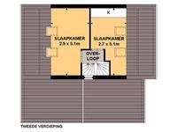 Koraallaan 46 in Barendrecht 2992 GX