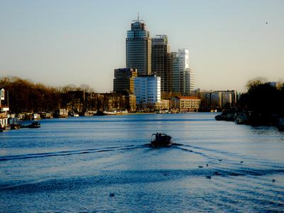Burmandwarsstraat 3 in Amsterdam 1091 SL