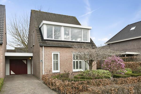 Ridder Van Dinterstraat 45 in Luyksgestel 5575 BK