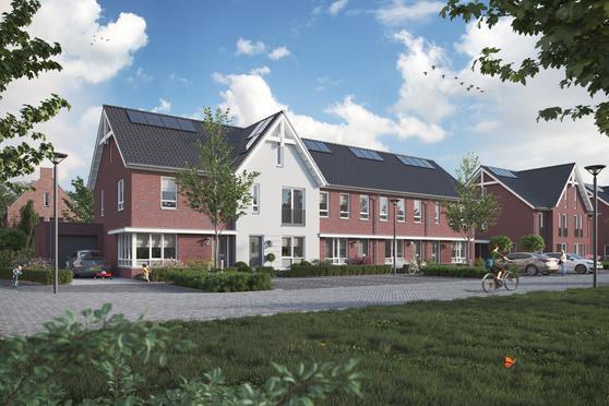 22 Type C Tussenwoning (Bouwnummer 22) in Escharen 5364 NR