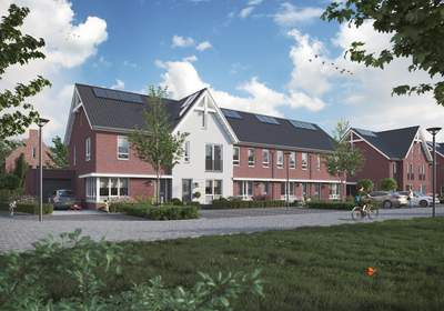 23 Type C Tussenwoning in Escharen 5364 NR
