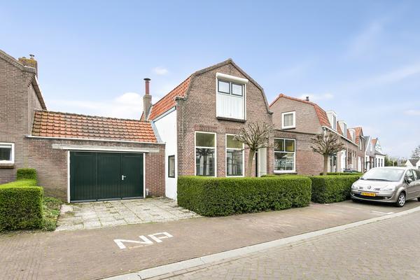 J.I. Sandersestraat 16 in Oost-Souburg 4388 EE